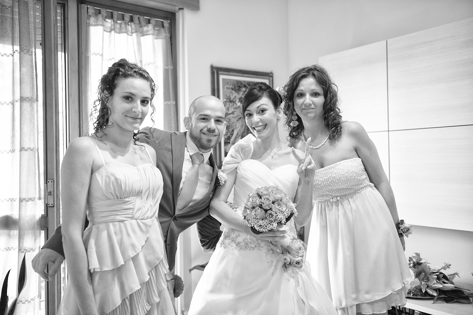 Sara e Luca - Matrimonio a Piossasco (TO) - Wedding reportage in Piossasco (TO)