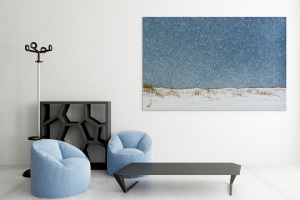 Very decorative and emotional artistic composition created using 3 Fine Art print on canvas - This image won the National Geographic photo contest 2014, buy it now... it\'s in limited edition!